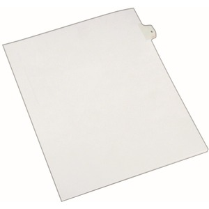 Avery Side-Tab Legal Index Divider AVE82203