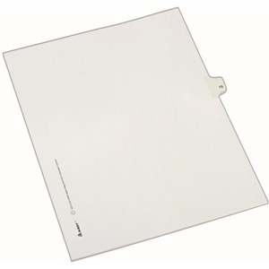 Avery Side-Tab Legal Index Divider AVE82213