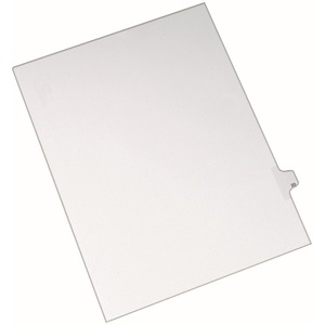 Avery Side-Tab Legal Index Divider AVE82218