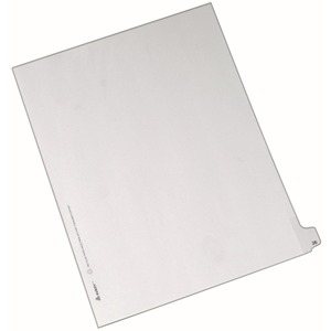 Avery Side-Tab Legal Index Divider AVE82224