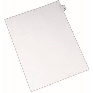Avery Side-Tab Legal Index Divider AVE82226