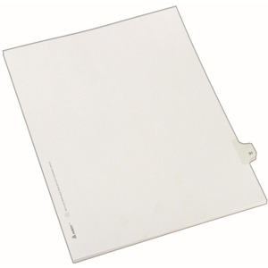 Avery Side-Tab Legal Index Divider AVE82229