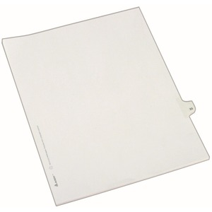 Avery Side-Tab Legal Index Divider AVE82231