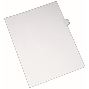 Avery Side-Tab Legal Index Divider AVE82232