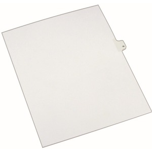 Avery Side-Tab Legal Index Divider AVE82234