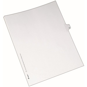 Avery Side-Tab Legal Index Divider AVE82238