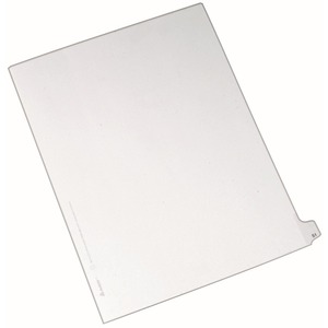 Avery Side-Tab Legal Index Divider AVE82249