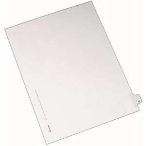 Avery Side-Tab Legal Index Divider AVE82250