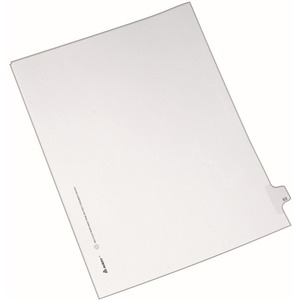 Avery Side-Tab Legal Index Divider AVE82251