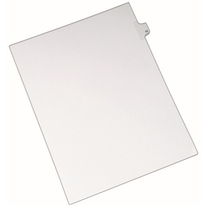 Avery Side-Tab Legal Index Divider AVE82253