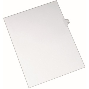 Avery Side-Tab Legal Index Divider AVE82257
