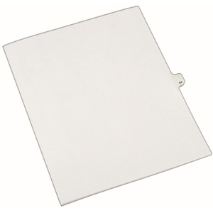 Avery Side-Tab Legal Index Divider AVE82262