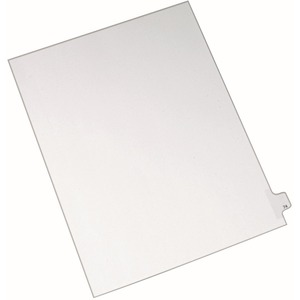 Avery Side-Tab Legal Index Divider AVE82272