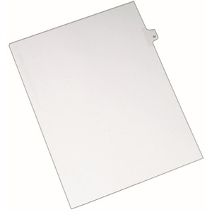 Avery Side-Tab Legal Index Divider AVE82279