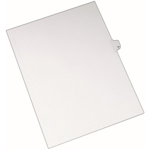 Avery Side-Tab Legal Index Divider AVE82284