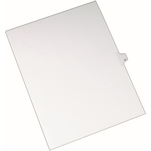 Avery Side-Tab Legal Index Divider AVE82287