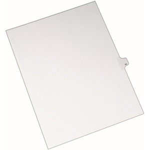Avery Side-Tab Legal Index Divider AVE82288