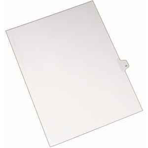 Avery Side-Tab Legal Index Divider AVE82289