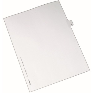 Avery Side-Tab Legal Index Divider AVE82290