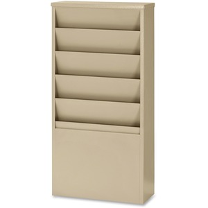 Buddy 5 Pockets Literature Display Rack BDY8116