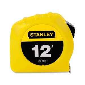 Stanley-Bostitch 12ft Tape Measure BOS30485