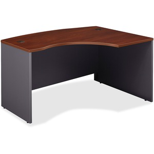 bbf Series C Right L-Bow Desk BSHWC24422