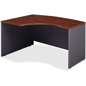 bbf Series C Left L-Bow Desk BSHWC24433