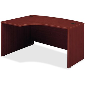 bbf Series C Left L-Bow Desk BSHWC36733