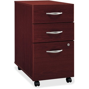 bbf Series C Three Drawer Pedestal BSHWC36753SU