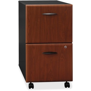 bbf Series A Two Drawer Pedestal BSHWC94452SU