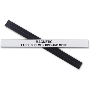 C-line HOL-DEX Magnetic Shelf/Bin Label Holders CLI87207