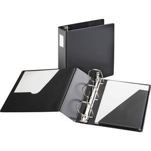 Cardinal SuperStrength Locking Slant-D Ring Binder CRD11622