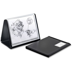 Cardinal Easel ShowFile Presentation Book, Horizontal CRD52132