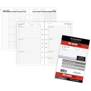 Day Runner Express Dated Planner Refill DRN061285Y