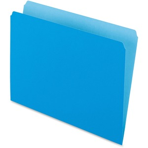 Pendaflex Two-Tone Color File Folder ESS152BLU