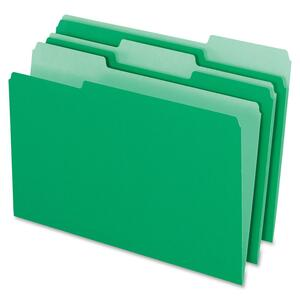 Pendaflex Two-Tone Color File Folder ESS15313BGR