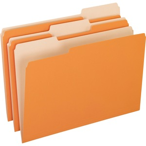 Pendaflex Two-Tone Color File Folder ESS15313ORA