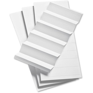 Esselte 1/3 Cut Hanging File Folder Label Inserts ESS343