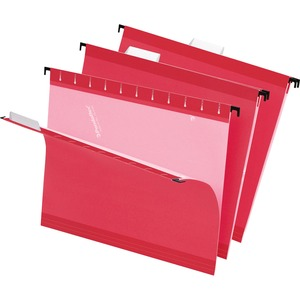 Esselte Hanging Folder ESS415215RED
