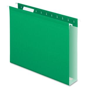 Esselte Colored Box Bottom Hanging Folder ESS4152X2BGR