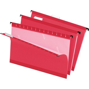 Pendaflex Color Hanging Folder ESS415315RED