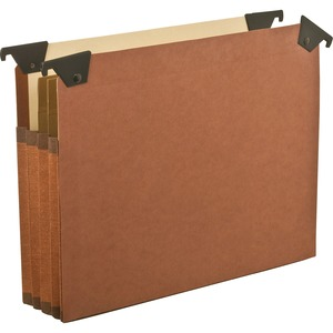 Pendaflex Premium Reinforced File Pockets with Swing Hooks and Dividers ESS45422