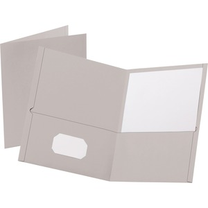 Oxford Twin Pocket Folders ESS57505