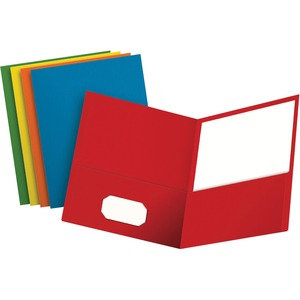 Oxford Twin Pocket Folders ESS57513