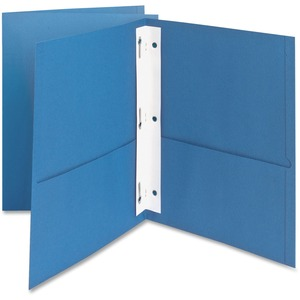 Oxford Twin-Pocket Folders with Fasteners ESS57701
