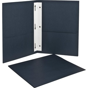 Oxford Twin-Pocket Folders with Fasteners ESS57738