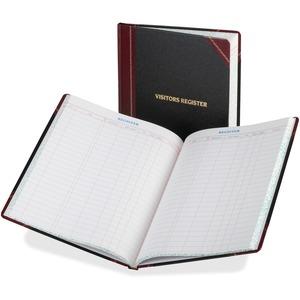 Boorum & Pease Visitor's Register Book BOR806
