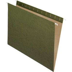 Pendaflex Essentials Standard Green Hanging Folders ESS81600