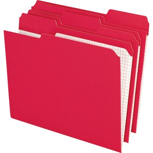 Pendaflex File Folder ESSR15213RED