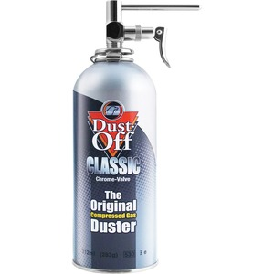 Falcon Dust-Off FGS Chrome Valve Cleaner FALFGS